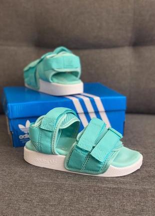 Скидка 🔥женские спортивные летние сандалии босоножки adidas