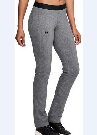 Стрейчевые хлопковые штаны для спорта и отдыха under armour размер xxs-s