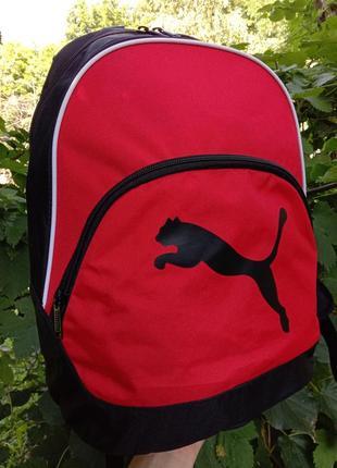 Puma повседневный рюкзак как новый