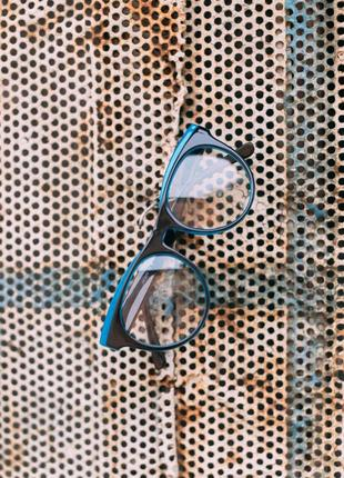 Новые имиджевые очки, стекло