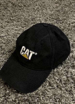 Кепка snapback cat carhartt