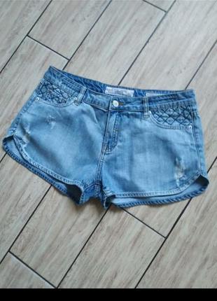 Шорты джинсовые шортики