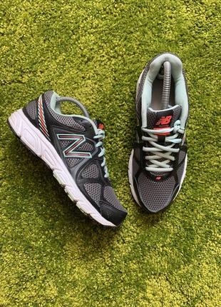 Беговые кроссовки кеды new balance 480, размер 37-38, 24 см