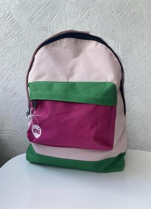 Яскравий новий рюкзак mipac