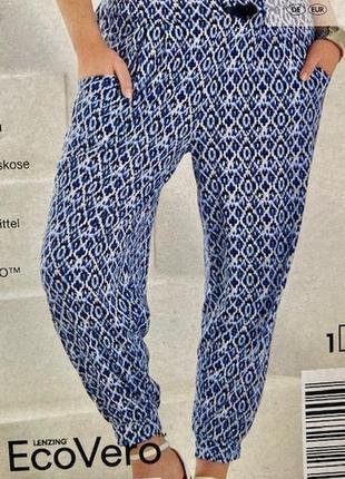 Женские легкие брюки большого размера 60-62 esmara германия
