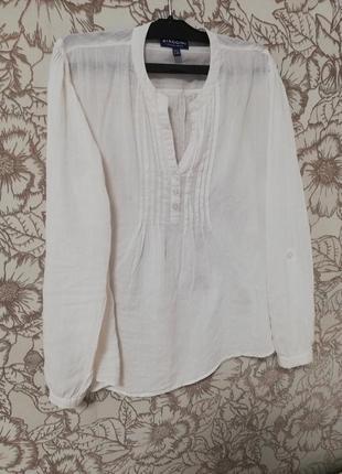 Рубашка блуза лёгкая на море