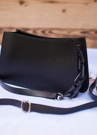 Сумочка женская adriana. летняя сумка 2021. коктейльная сумочка ченая