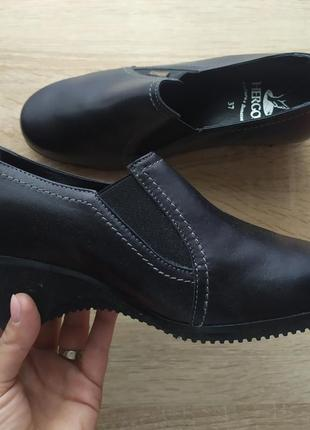 Туфли ортопедичні hergos
