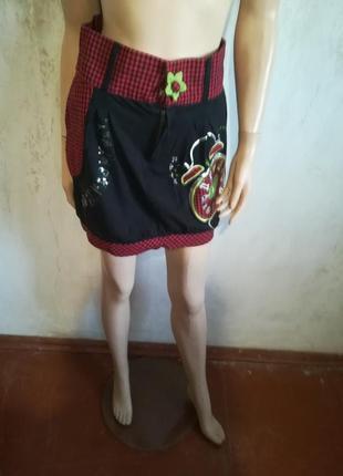 Женская юбка, б/у