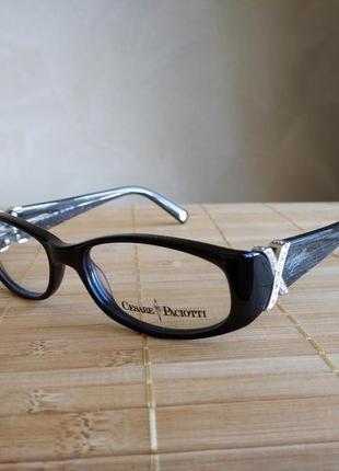 Cesare paciotti cpo405 фирменная оправа под линзы, очки италия оригинал