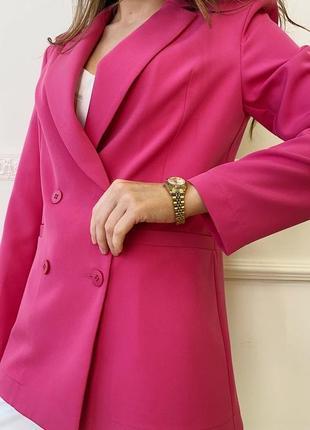 Малиновый пиджак3 фото