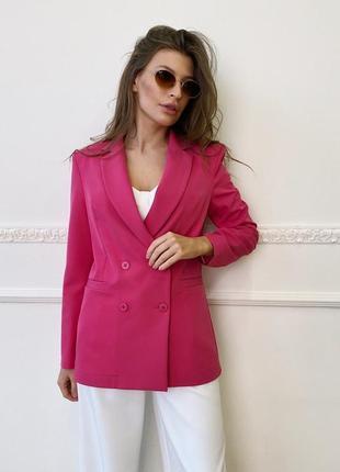 Малиновый пиджак2 фото