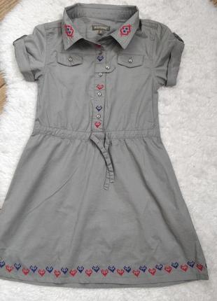 Сукня літня для дівчинки