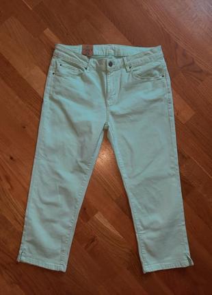 Новые джинсы бриджи esprit размер м