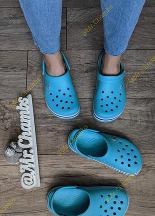 Хит!женские кроксы сабо5 фото