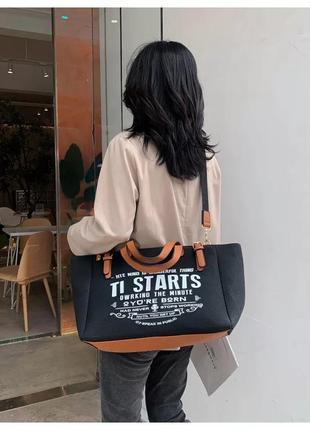 Новая большая и вместительная сумка