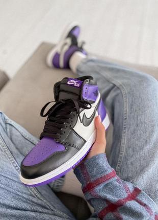 Nike air jordan 1 😍 шикарные женские кроссовки люкс качества 👟 найк