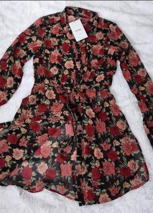 Блузка-туника sinsay
