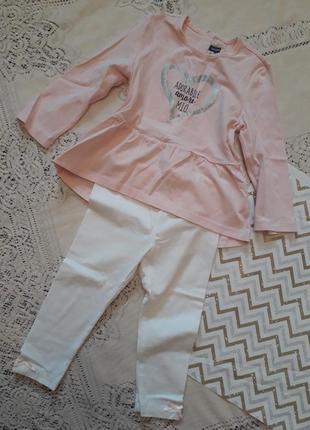 Костюмчик костюм для девочки розмір 86 - 92