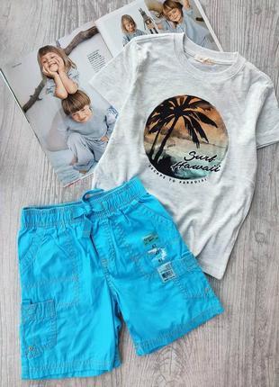 Комплект футболка и шорты