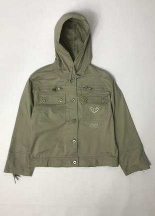 Детская куртка жакет на девочку energy