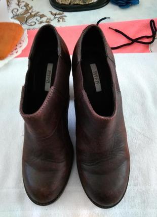 Туфлі.(чобітки коротенькі)