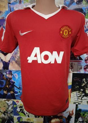 Спорт - футбол - manchester united - nike футболка на 10-12лет + шорты