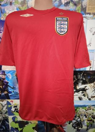 Спорт - футбол - england - umbro футболка на 12-14лет + шорты