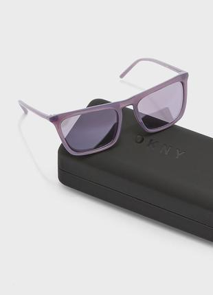 Очки солнцезащитные женские dkny градиенты
