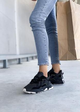 Adidas ozweego 🍏 стильные женские кроссовки адидас озвиго