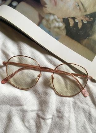 Имиджевые очки в корейском стиле ✨