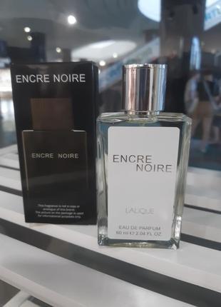 Парфюмированная вода lalique encre noire
