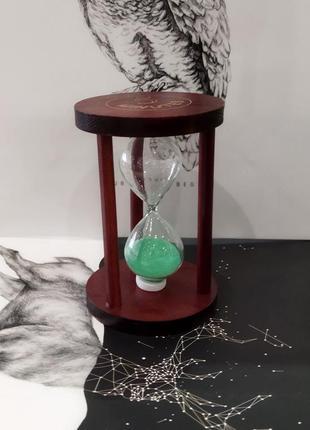 Декоративные песочные часы