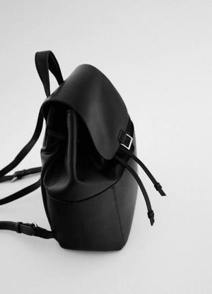 Мягкий рюкзак с карманами zara
