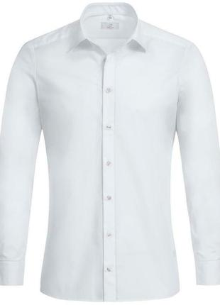 Базовая рубашка белая