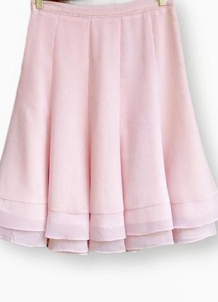 Роскошная шифоновая юбка в корейском стиле paros