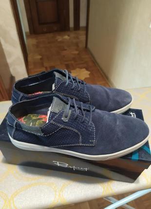 Туфлі туфли bugatti 41