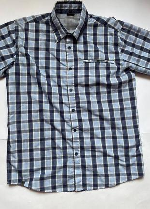 Salewa трекинговая туристическая рубашка тенниска сорочка