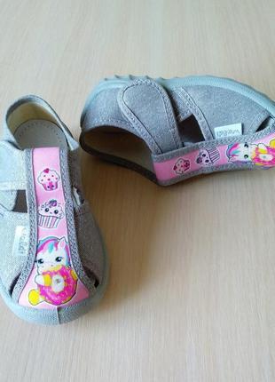 Тапочки waldi для девочек