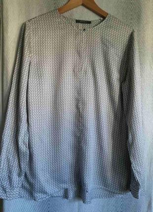 Женская летняя легкая блуза, блузка. модал