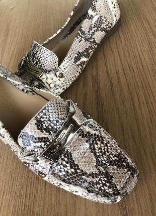 Туфли 🥿 geox кожа 24см
