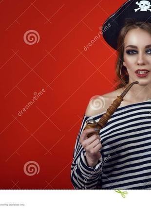 Женский костюм пиратка продажа1 фото
