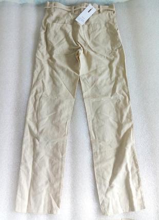 Новые льняные брюки5 фото