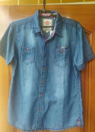Тотальний розпродаж джинсових сорочок
