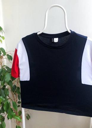 Sale стильная футболка от h&m sale