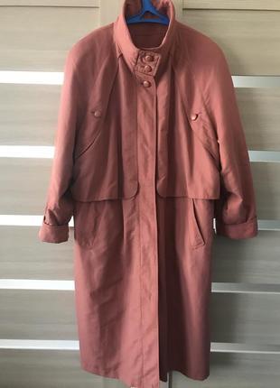 Пальто  демисезонное micro германия