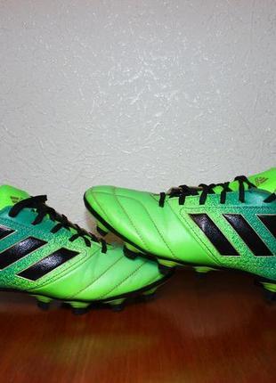 Футбольные бутсы  adidas ace 17.4 fg  оригинал