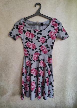 Красивое летнее платье 🌺😍🌺