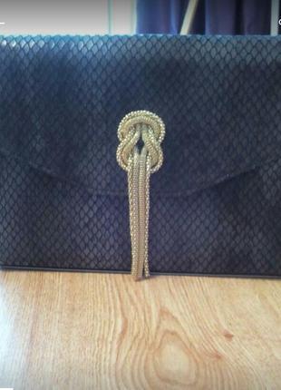 Новая сумочка клатч.