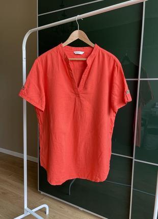 Великолепная блуза изо льна от nutmeg